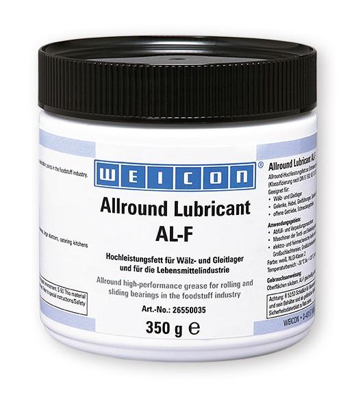 WEICON Allround-Lubricant 350g AL-F 350, Hochleistungsfett, 26550035