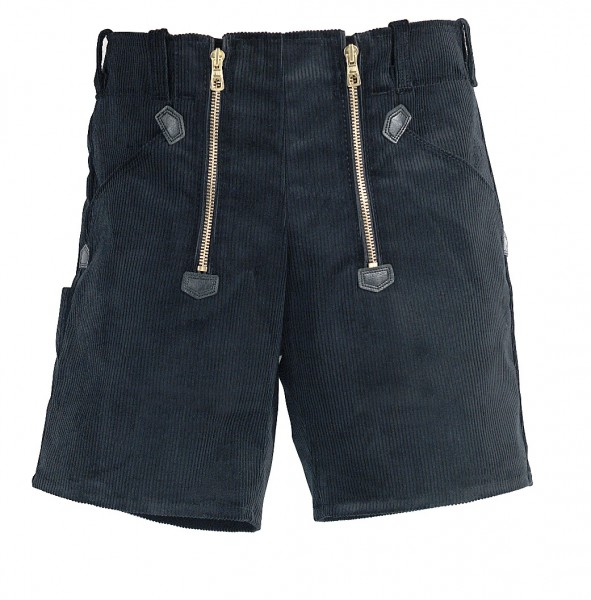 FHB Zunft-Shorts Genuacord HANS 20033 20-schwarz