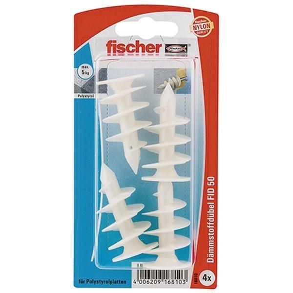 Fischer Dämmstoffdübel FID 50 K (4), 016810
