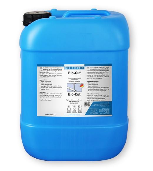 WEICON Bio-Cut 10 l Hochleistungsschneidöl, 15750010