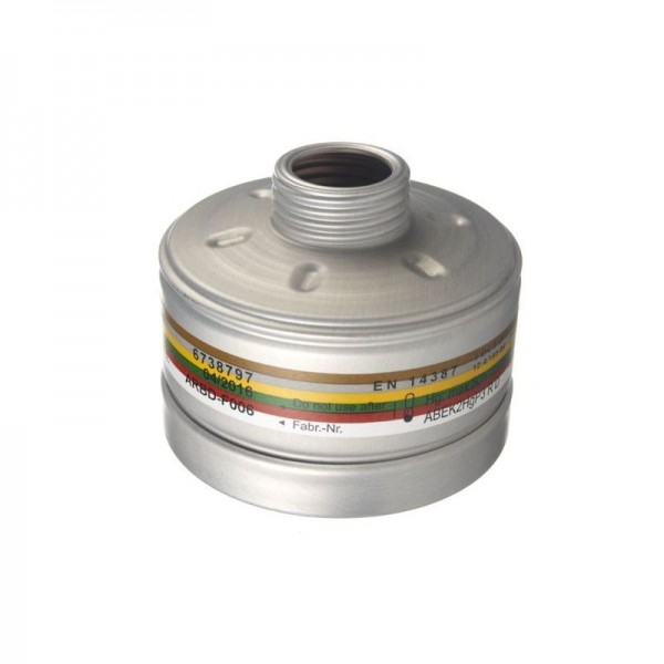 Dräger Kombi-Filter 1140 A2B2E2K2 Hg P3 R D, 6738797