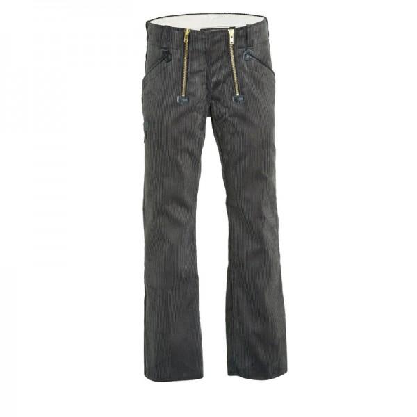 FHB Zunft-Shorts Rips-Moleskin WIM 10033 11-grau