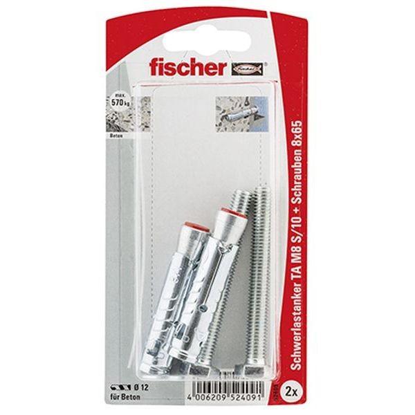 Fischer Schwerlastanker TA M8 S/10 K (2), 052409
