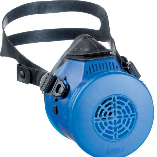 Dräger Halbmaske X-plore 4790 Silikon EH, M/L, R56715