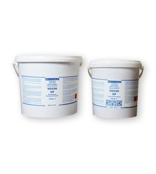 WEICON Plastik-Stahl WP 10 kg, 10490100