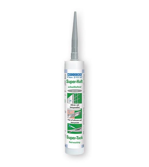 WEICON Flex 310 M Super-Haft grau 290 ml, 13652290