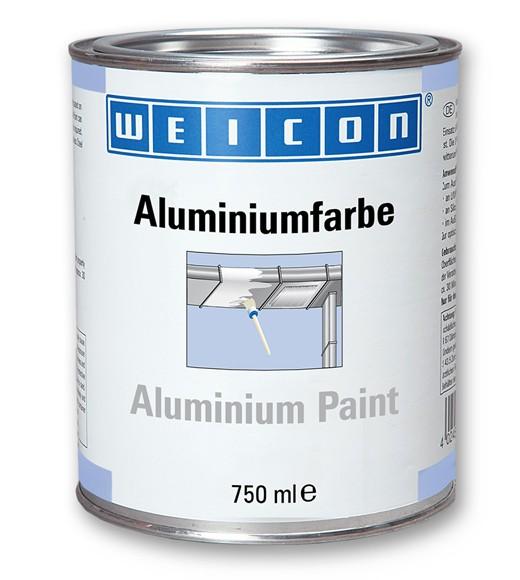 WEICON Aluminiumfarbe 750 ml, 15002750