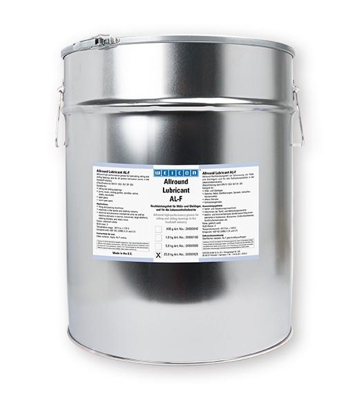 WEICON Allround-Lubricant 25kg AL-F 25000, Hochleistungsfett, 26550925
