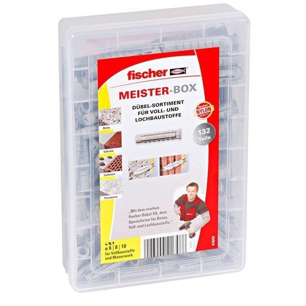 Fischer Meister-Box Dübel SX (132), 041648
