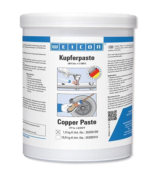 WEICON Kupferpaste 1 kg KP 1000, 26200100