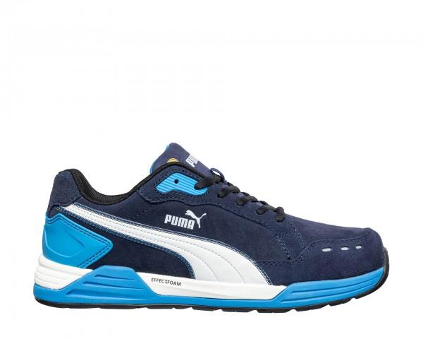 Puma Sicherheitsschuh AIRTWIST BLUE LOW S3 ESD HRO SRC 644620