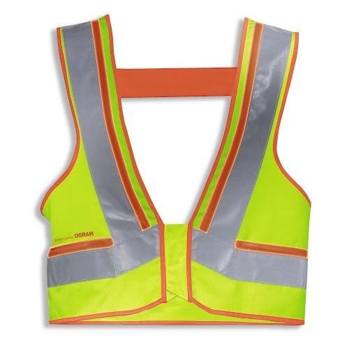 uvex protection flash Warnweste warngelb/orange, Modell: 7936