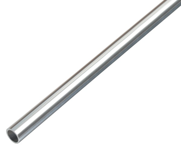 Edelstahlrohr 42,4 x 2,0 mm, V2A, , 1.4301