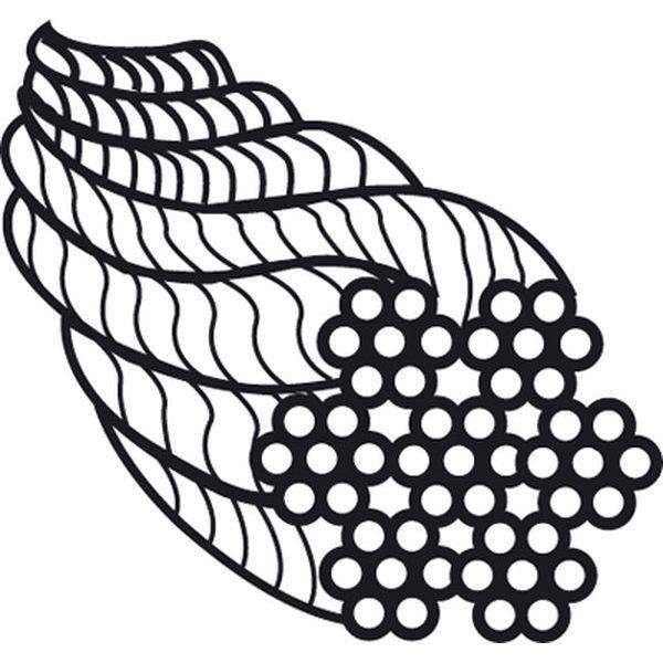 Fischer Wireclip WI Ø2 (200m Rolle), 044565