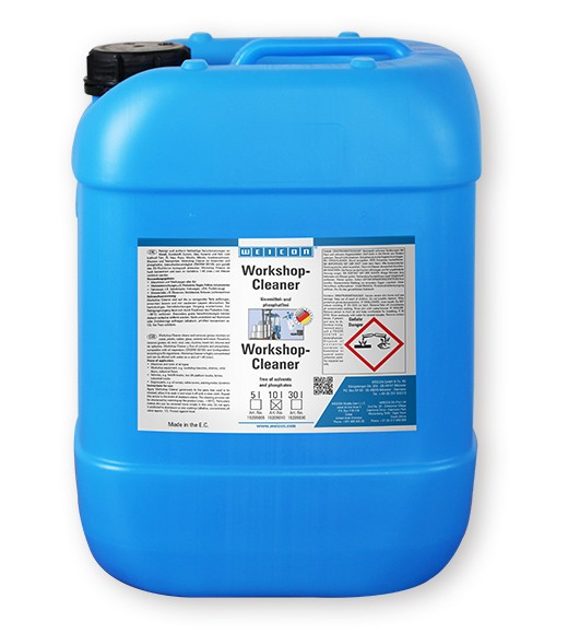 WEICON Workshop-Cleaner 10 l, 15205010