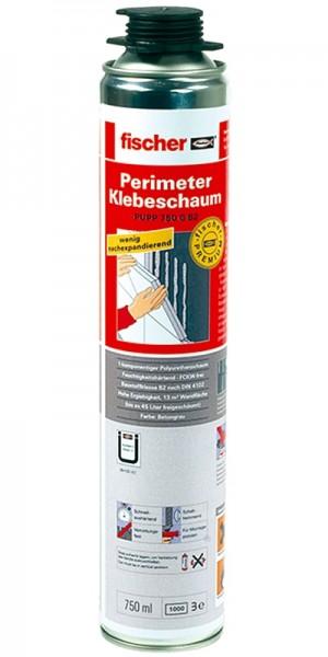 Fischer Premium Perimeterklebeschaum PUP P 750, 506671